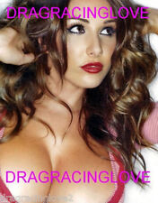 """Gorgeous British Actress/Model """"Lucy Pinder"""" """"BUSTY"""" 8x10 """"Pin Up"""" PHOTO! #(2)"""