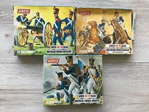 Airfix 1:72 Waterloo French Infantry , Cavalry and Artillery