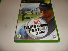 XBOX Tiger Woods PGA Tour 2003 (2)
