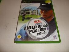 XBox  Tiger Woods PGA Tour 2003 (2)