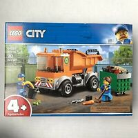 Lego 60220 LEGO City Great Vehicles Garbage Truck 60220 Building Kit (90 Pieces)
