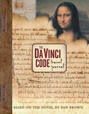 The Da Vinci Code Travel Journal-ExLibrary