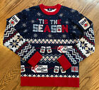 Miller Lite Beer 2020 Ugly Holiday Christmas Sweater - Size M Medium - NEW