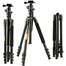 K&F Concept TM2324 DSLR Camera Tripod w/ Ball Head Mount for Canon Nikon Sony