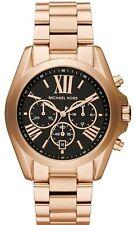 Michael Kors MK5854 Bradshaw Men's Analog Chronograph Watch Steel Bracelet
