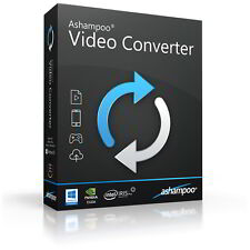 Ashampoo Video Converter dt. Vollver. lifetime Download nur 24,99 statt 39,99 !