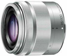 Panasonic G Vario 35-100 mm/4-5,6 ASPH. OIS Objectif D'occasion etat neuf argent