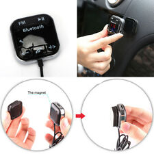 Magnet Car Kit Wireless Bluetooth SD FM Transmitter AUX LCD Handsfree MP3USB XW