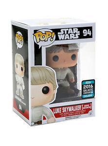 Gce Exclusive Star Wars Bespin Encounter Luke Amaturenfreie 9.5cm PVC Pop Funko