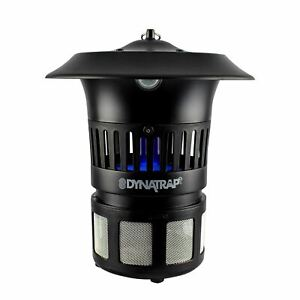 Dynatrap 1/2 Acre Black Outdoor Insect Trap