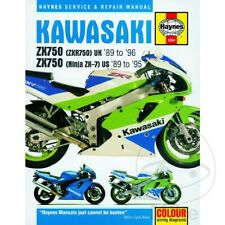 Kawasaki ZXR 750 L 1993 Haynes Service Repair Manual 2054
