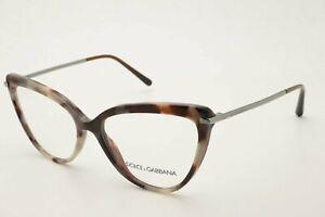 New Authentic Dolce & Gabbana DG3295 Women Eyeglasses 3193 Mabel