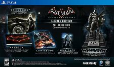Batman: Arkham Knight -- Limited Edition (Sony PlayStation 4, 2015) Brand NEW