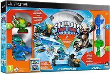 Playstation 3 * SKYLANDERS TRAP TEAM STARTER PACK * PS3 * NEW GERMAN PACK