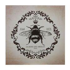 Queen Bee, Wall Plaque, MDF