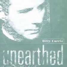 BILLIE CURRIE Unearthed RARE OUT OF PRINT IMPORT CD ULTRAVOX