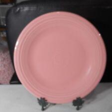Homer Laughlin Fiesta Rose Dinner Plate
