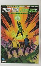 IDW COMICS STAR TREK GREEN LANTERN STRANGER WORLDS #5 APRIL 2017 RI VARIANT NM