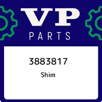 3883817 Volvo penta Shim 3883817, New Genuine OEM Part