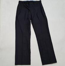 NEW Axist Sz 30x30 Dress Pants Mens Dark Blue NO IRON WICKING Straight Leg $65
