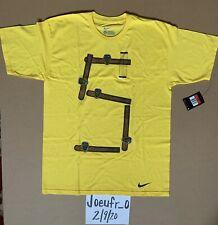 "New Nike Kobe Bryant ""5 Rings Cigar🚬"" Shirt (NWT) Size Large🔥RARE🔥 💍💍💍💍💍"