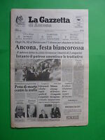 The Scottish Mountaineering By Ancona Newspaper Daily 14 June 1992 Promo Series