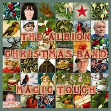 ALBION CHRISTMAS BAND - MAGIC TOUCH   CD NEUF