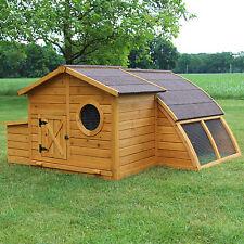 Zooprimus Hühnervoliere 146 Hühnerhaus Schweden Hühnerstall Gefügelstall