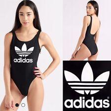 🌸Adidas Originals Trefoil Swimsuit 🌸DV2579 🌸Size Medium  💯Authentic