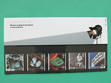 1996 Royal Mail 100 years of going to the pictures Pack 266 SNo45936