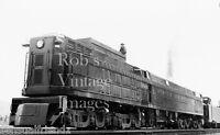 Norfolk & Western photo 2300 Steam Turbine Electric Railroad  Train NW #2