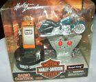 "HARLEY DAVIDSON RADIO CONTROL 27 mhz  ""ROAD KING"" MOTOR CYCLE - 2003 SEALED BOX"