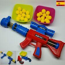 Pistola ametralladora escopeta de aire de juguete para niños con bolas blandas