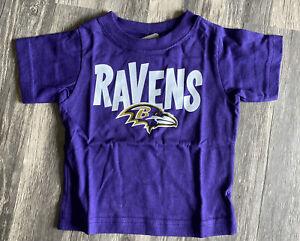 Baltimore Ravens NFL Joe Flacco Baby 12 Month T-Shirt NWT
