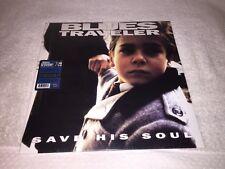 Blues Traveler Save His Soul Colored vinyl Sealed #80