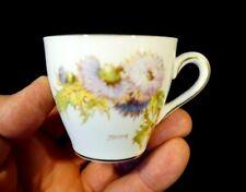 Beautiful Royal Doulton Glamis Thistle Demitasse Cup