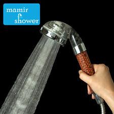 Spa Duschkopf - Zen Shower - Handbrause mit Kalk, Bakterien und Chlor Filter NEU