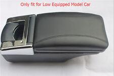 1pcs Black Storage Box Armrest Center Console fit For Ford Focus 2003-2008