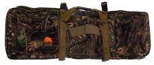 M4 Rifle Bag Gun Case 32 inch Tactical Heavy Duty Lost Woods Camo Padded Zipper