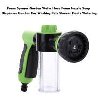 High-end Car Cleaning Washing Foam Gun Water Soap Shampoo Sprayer B0C4