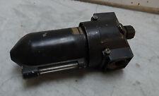 "Watts Fluidair Pneumatic Lubricator Unit, L20-00, 3/4"" Npt, Used, Warranty"