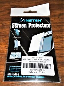 Insten LCD Screen Protectors Cell Phone AT/VER 4 Anti-Glare