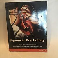 Forensic Psychology Custom Edition for Athabasca University Paperback Textbook