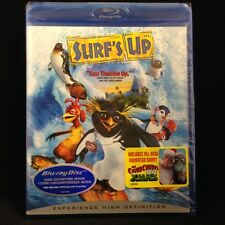 SURF'S UP (Blu-ray) Includes All-New Animated Short The Chubb Chubbs save Xmas