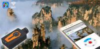 2.7K HD WiFi f/1.5 Mobius Maxi Wide Lens B Action Camera G-sensor Car DashCam