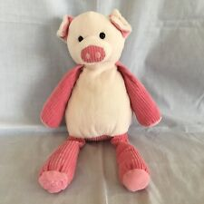 """Scentsy Buddy Penny the Pig Pink Plush Retired 15"""" Soft No Pack Stuffed Animal"""
