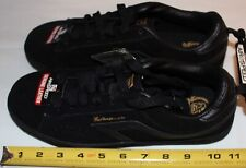 Airspeed Men's Athlethics Black Suede Casual Tennis Shoes Size 8