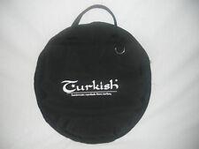 "TURKISH CYMBALS Becken Tasche cymbal bag sac cymbales bekken zak case  tas ► 22"""