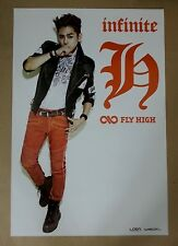 INFINITE(HOYA)  - Fly High  / OFFICIAL POSTER *HARD TUBE CASE*
