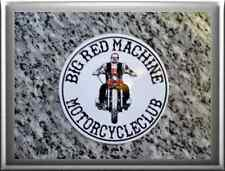 """HELLS ANGELS Support 81 Sticker Decal """"Big Red Machine Motorcycleclub A05"""